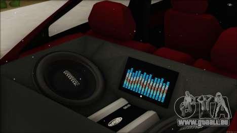 VAZ-2112 Sports pour GTA San Andreas vue de droite