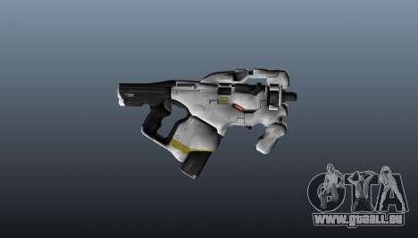 M25 Hornet pour GTA 4 troisième écran