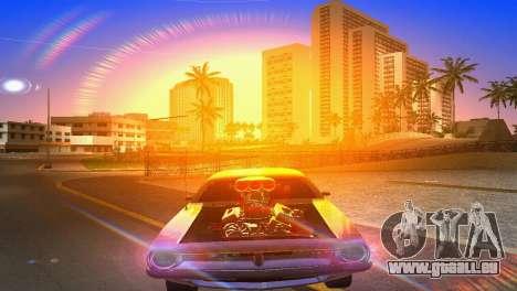 Nouveaux effets graphiques v.2.0 GTA Vice City pour la deuxième capture d'écran