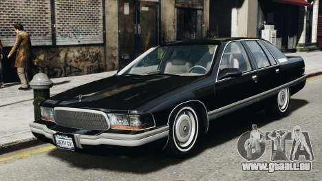 Buick Roadmaster 1996 pour GTA 4