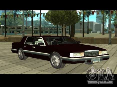 Willard HD (Dodge dynasty) für GTA San Andreas