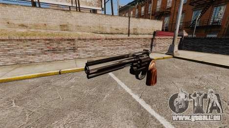 Colt Python Revolver für GTA 4