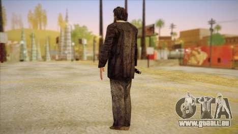 Saddam Hussein pour GTA San Andreas deuxième écran