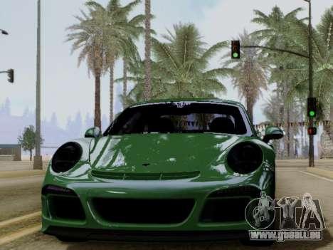 RUF RGT-8 für GTA San Andreas Seitenansicht