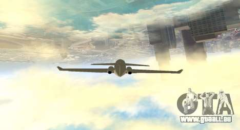 Plain Cam für GTA San Andreas dritten Screenshot