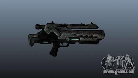 Chakram Launcher für GTA 4 dritte Screenshot