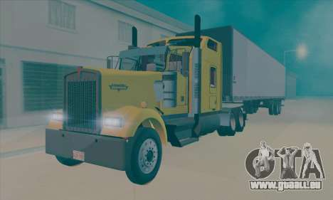 Kenworth W900L pour GTA San Andreas