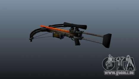 Arbalète Half-Life pour GTA 4 secondes d'écran