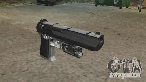 Desert Eagle pistolet MW2 pour GTA 4
