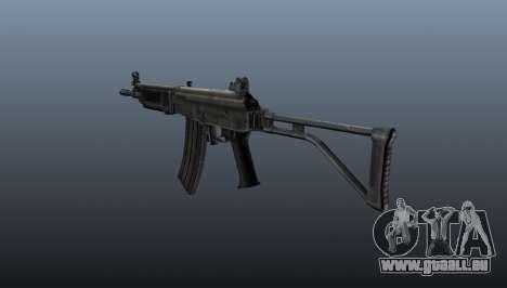 Eine israelische Galil-Sturmgewehr für GTA 4 Sekunden Bildschirm