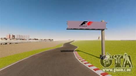 Rennstrecke Spa-Francorchamps Mini für GTA 4 weiter Screenshot