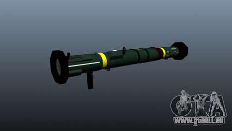 Panzerabwehr-Granatwerfer AT4-CS-HP für GTA 4