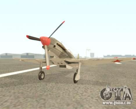 MIG-3 pour GTA San Andreas