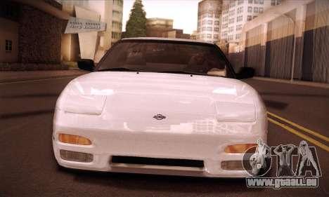 Nissan 240SX 1991 Tunnable pour GTA San Andreas