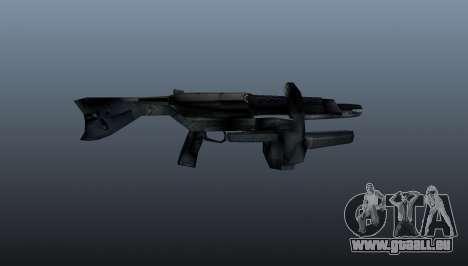 Fusil AR2 Alliance pour GTA 4 troisième écran