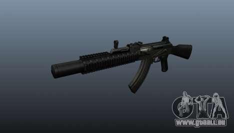 AK-47 SD pour GTA 4