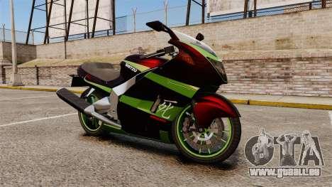 GTA IV TLAD Hakuchou pour GTA 4