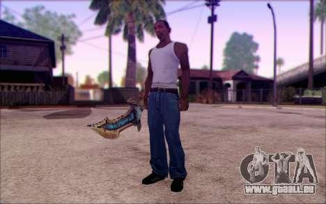 Kel′delar für GTA San Andreas