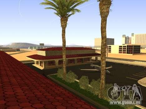 Bahn Bahnhof Las Venturas v1. 0 für GTA San Andreas