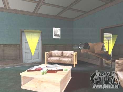 Ruger .22 pour GTA San Andreas troisième écran