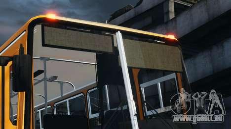 Ikarus 260 für GTA 4 rechte Ansicht