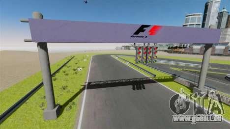 Rennstrecke Spa-Francorchamps Mini für GTA 4 dritte Screenshot