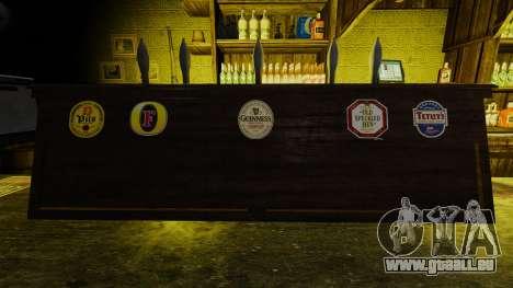 Logos de la vraie bière pour GTA 4 secondes d'écran