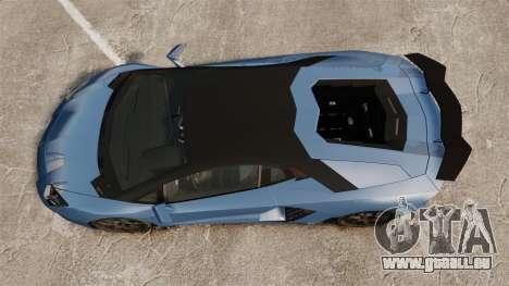 Lamborghini Aventador LP760-4 Oakley Edition v2 pour GTA 4 est un droit