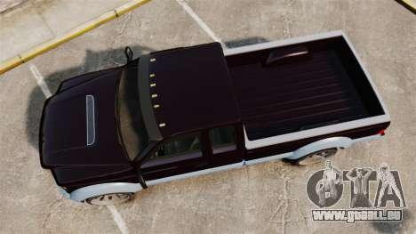 GTA V Vapid Sandking SWB 4500 pour GTA 4 est un droit