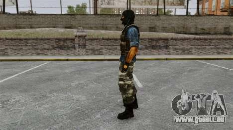 Östliche Europäische Terroristen Phoenix für GTA 4 Sekunden Bildschirm