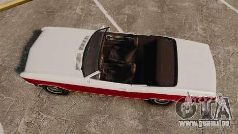 GTA V Buccaneer pour GTA 4 est un droit