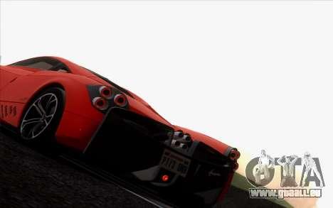 FF SG ULTRA pour GTA San Andreas cinquième écran
