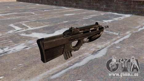 Fusil d'assaut FN F2000 pour GTA 4 secondes d'écran