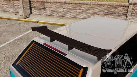 Extreme Spoiler Adder 1.0.7.0 für GTA 4 sechsten Screenshot