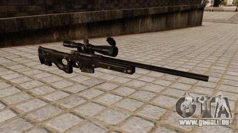 Scharfschützengewehr AI Arctic Warfare Magnum für GTA 4