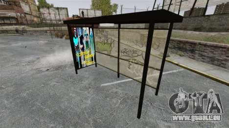 Neue Werbung an Bushaltestellen für GTA 4 weiter Screenshot