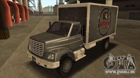 Yankee HD from GTA 3 pour GTA San Andreas