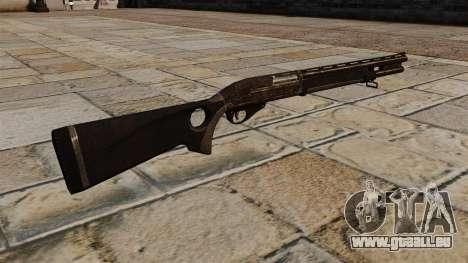 Fusil de chasse-bits pour GTA 4 secondes d'écran