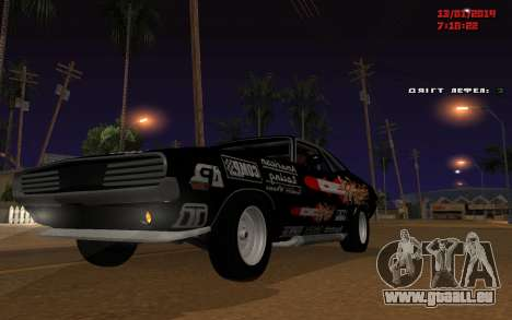 Challenger Missile pour GTA San Andreas