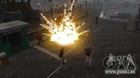 Nouveau Zombie-script pour GTA 4 cinquième écran