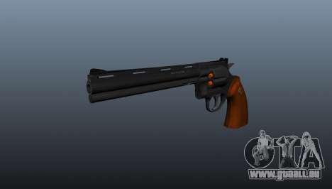 Revolver Python 357 8 dans pour GTA 4
