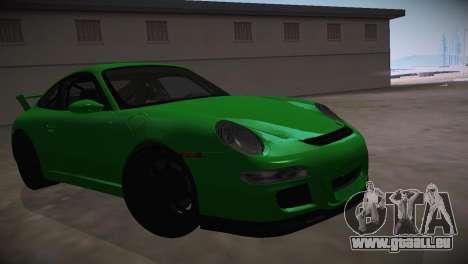 Porsche 911 TT Ultimate Edition für GTA San Andreas
