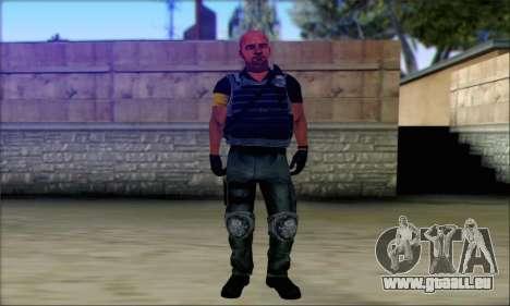 Sam de Far Cry 3 pour GTA San Andreas