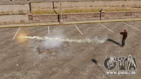 Tir de roquettes pour GTA 4
