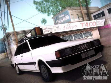 Audi 80 B2 v2.0 für GTA San Andreas