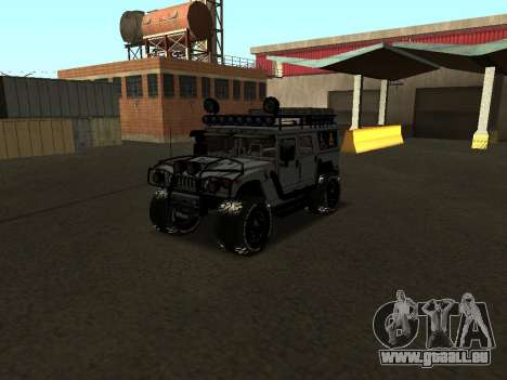 Hummer H1 Offroad pour GTA San Andreas