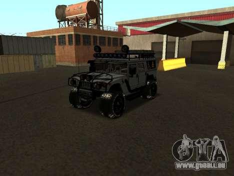 Hummer H1 Offroad für GTA San Andreas