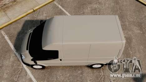 Ford Transit 2013 für GTA 4 rechte Ansicht