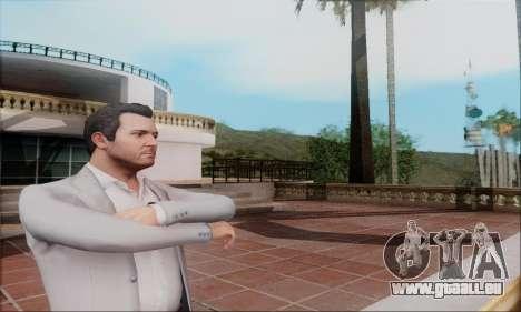 Trevor, Michael, Franklin pour GTA San Andreas troisième écran