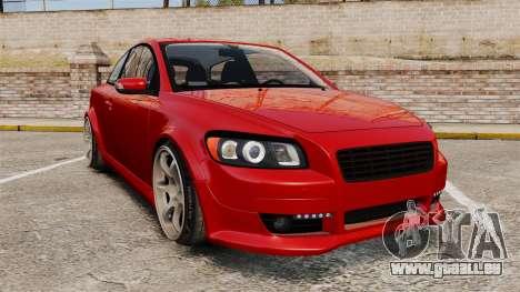 Volvo C30 T5 2009 pour GTA 4